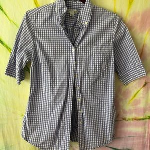 BR Button up w/back detail